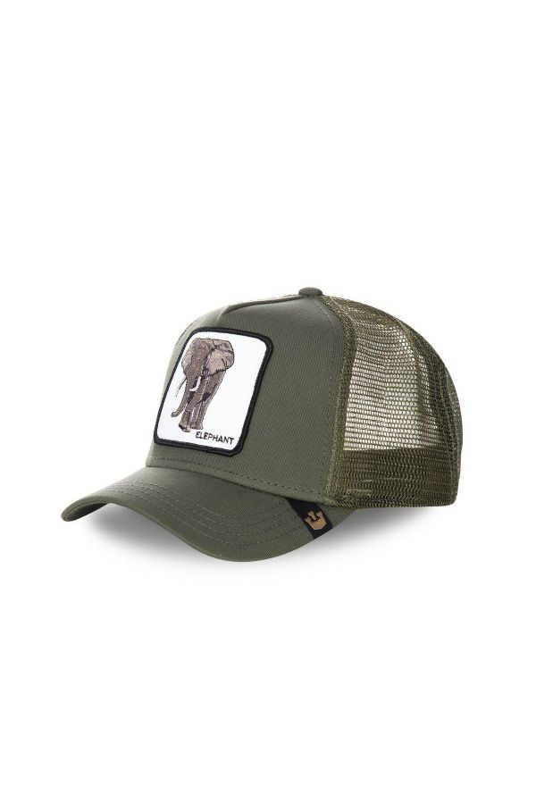Casquette Homme Goorin Bros CASQUETTE ELEPHANT2 OLIVE