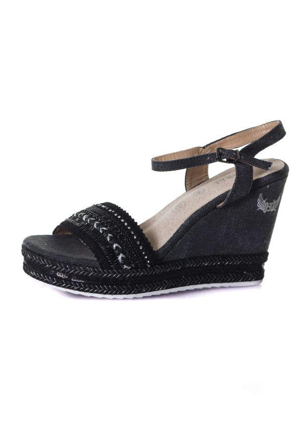 Chaussures Femme Kaporal Shoes TALI BLACK