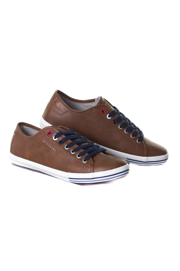 Chaussures Homme Chaussures Redskins VANDAL COGNAC