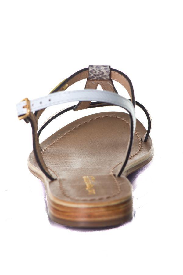 Sandales femme Les Tropéziennes HAMAT Blanc Multi