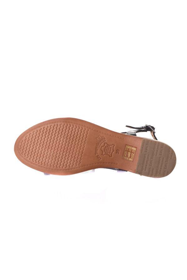 Chaussures Femme Les Tropeziennes Par M Belarbi HAMAT NOIR SERPENT