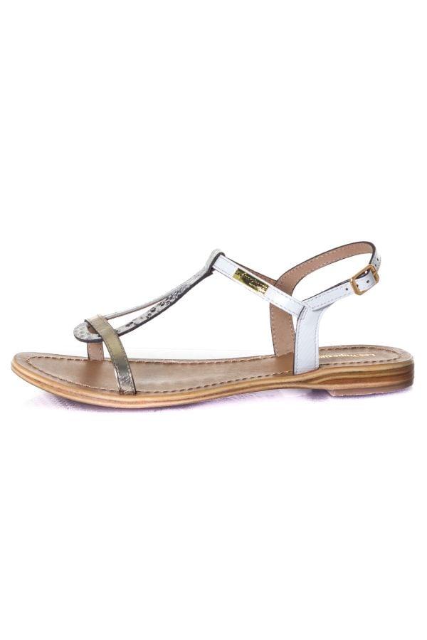 Chaussures Femme Les Tropeziennes Par M Belarbi HAMAT BLANC MULTI