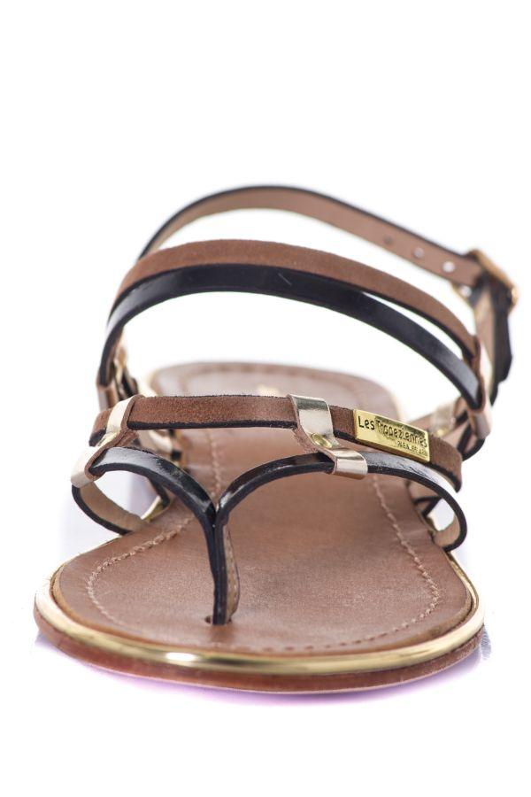 Chaussures Femme Les Tropeziennes Par M Belarbi CUMIN MARRON NOIR