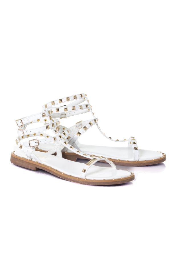 Chaussures Femme Les Tropeziennes Par M Belarbi CASSIE BLANC