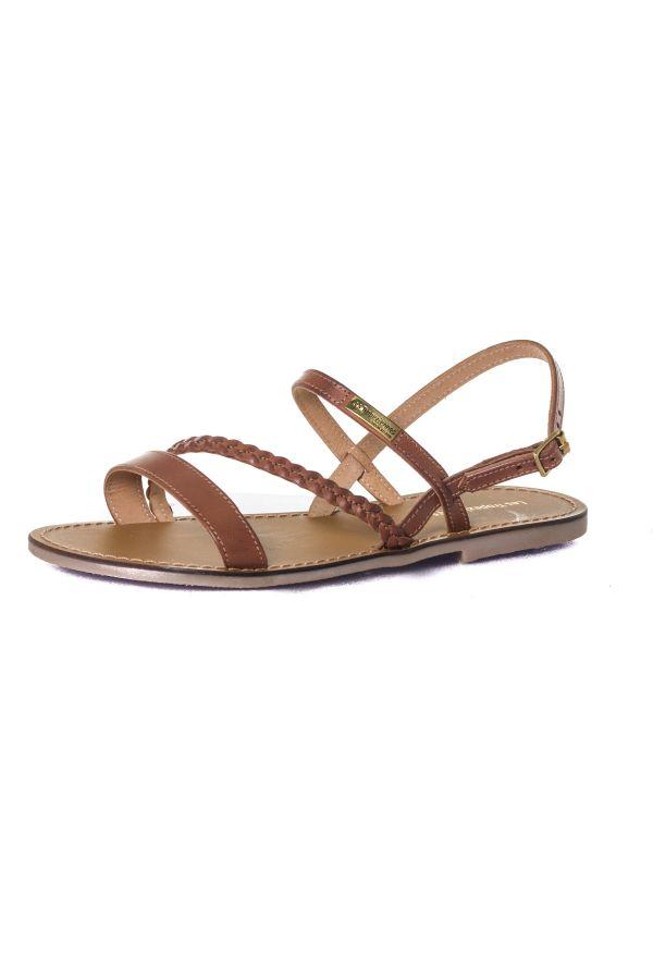 Chaussures Femme Les Tropéziennes de M Belarbi BATRESSE TAN