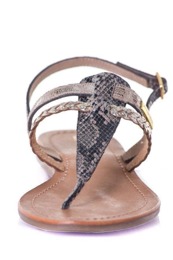 Chaussures Femme Les Tropeziennes Par M Belarbi BARAKA SERPENT OR