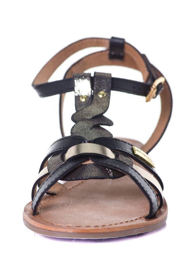 Chaussures Femme Les Tropeziennes Par M Belarbi HAMS BLACK MULTI