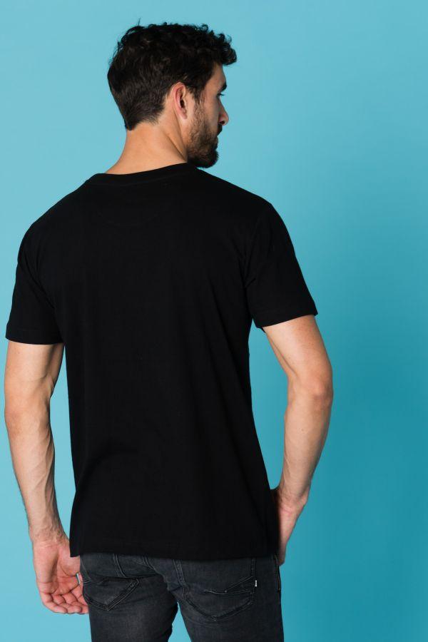Tee Shirt Homme Daytona TSHIRT BASTARDS BLACK