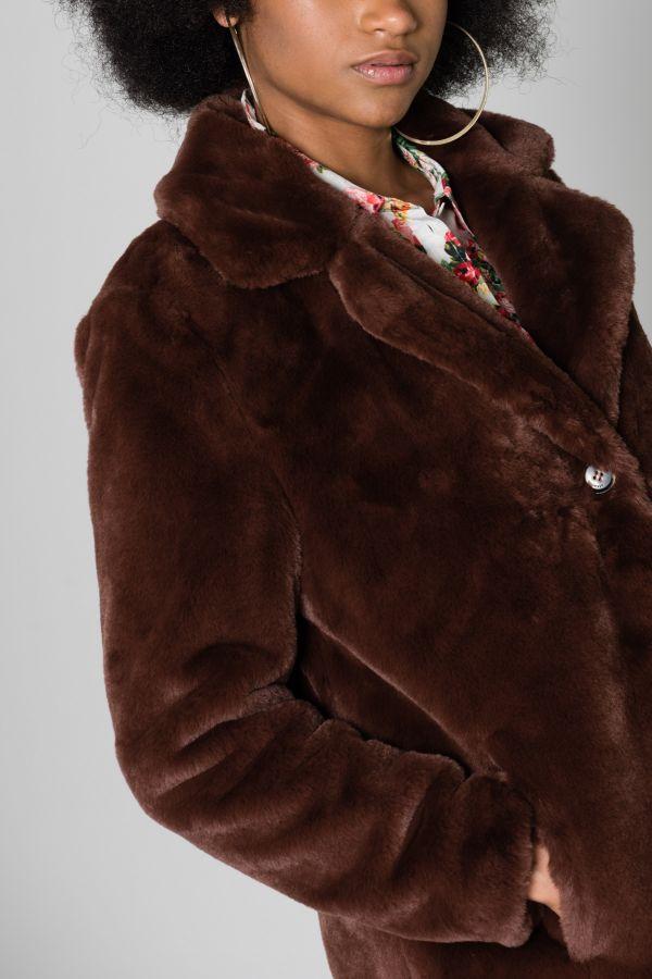 Veste Femme Oakwood CYBER MARRON 502