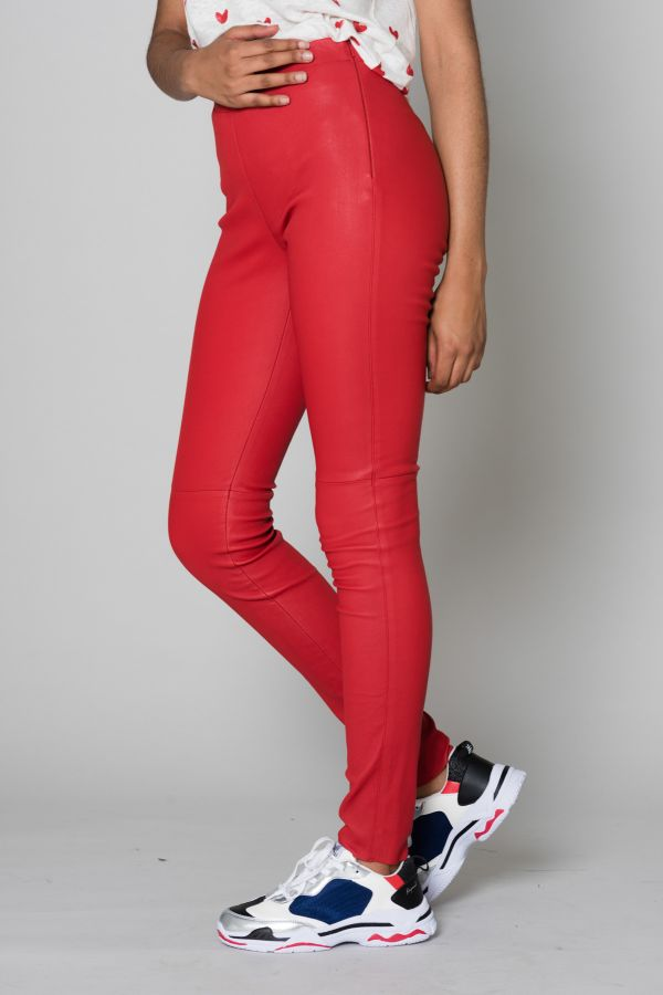 Pantalon Femme Oakwood ASTEROID 1 ROUGE 538