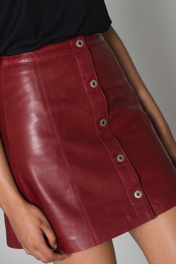 Jupe/robe Femme Daytona JUBIGAEL LAMB CASTEL RED CHILI