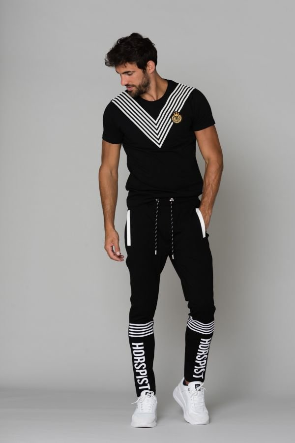 Pantalon Homme horspist TRINIDADJOGG BLACK
