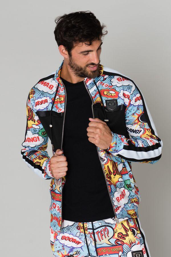 Pull/sweatshirt Homme Horspist BOGOTA BANG
