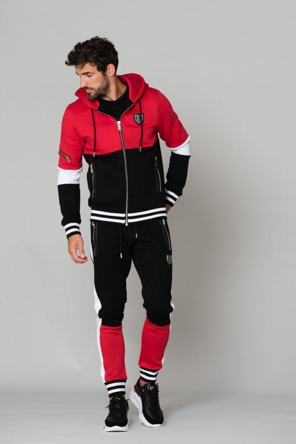 Pantalon Homme Horspist PANAMAJOGG RED