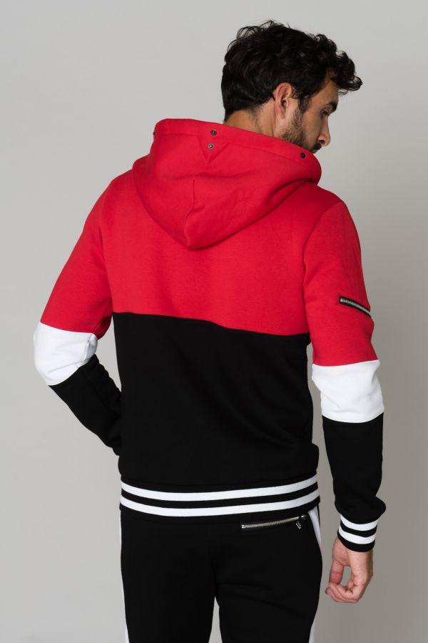 Pull/Sweatshirt Homme horspist PANAMA RED