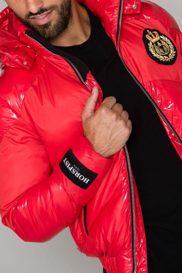Blouson Homme Horspist JUAN 1 RED