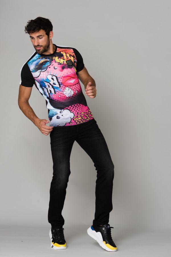 Tee Shirt Homme Horspist NOVA POP