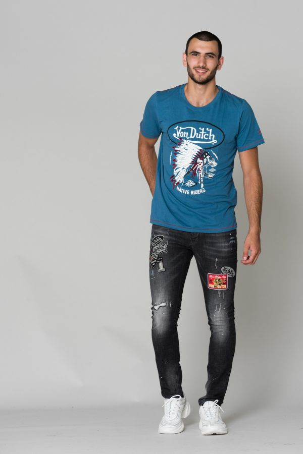 Pantalon Homme Von Dutch JEAN DANY NR/P