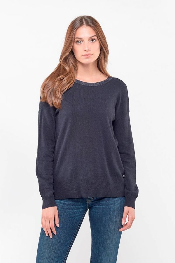 Pull/sweatshirt Femme Le Temps Des Cerises EBONY MIDNIGHT