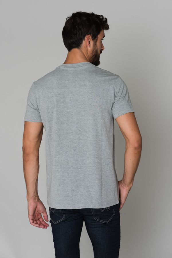 Tee Shirt Homme Redskins SPEAR CALDER GREY