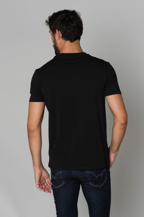 Tee Shirt Homme Redskins SPEAR CALDER BLACK