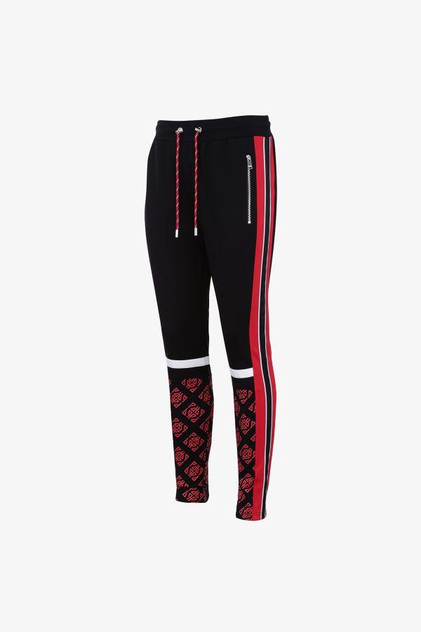 Pantalon Homme Horspist LAZARJOGG RED