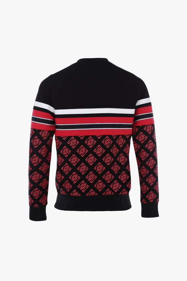 Pull/sweatshirt Homme Horspist ABBY RED