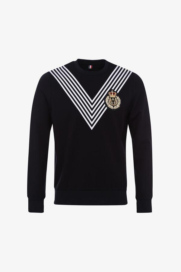 Pull/sweatshirt Homme Horspist DIEGO BLACK