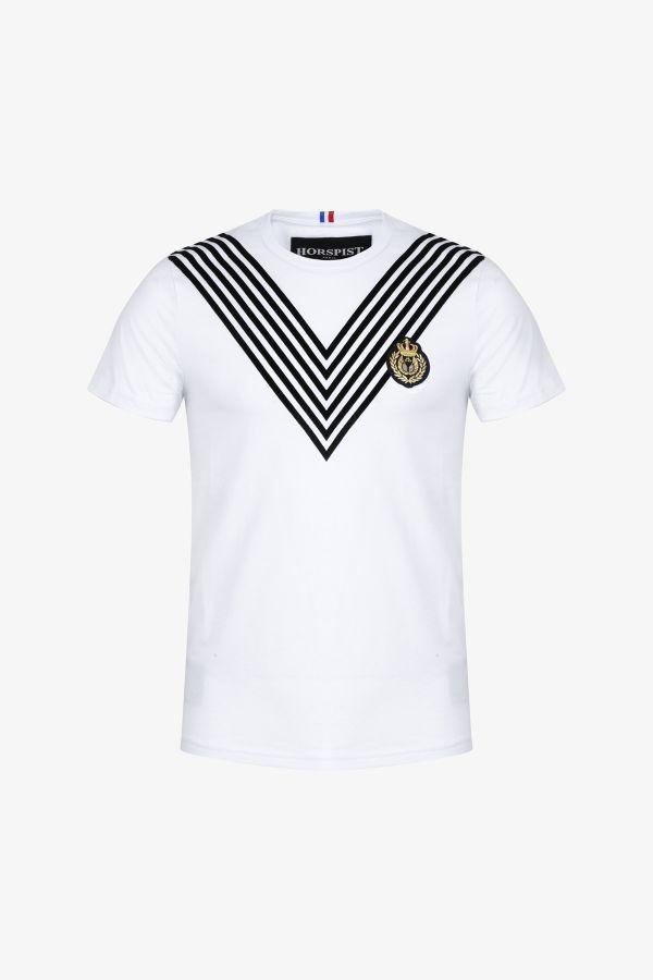 Tee Shirt Homme Horspist CHILI WHITE