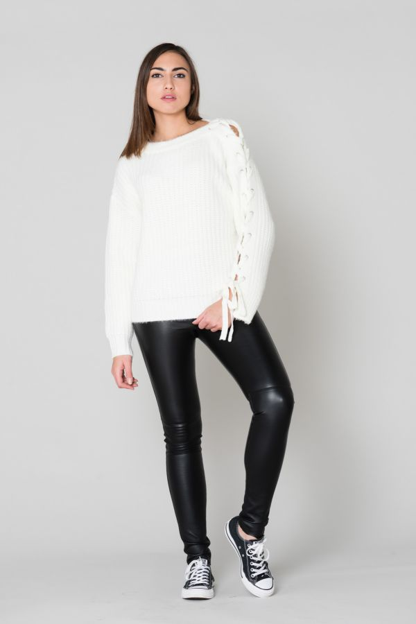 Pull/sweatshirt Femme Le Temps Des Cerises PULL F BEAUTY ICE CREAM