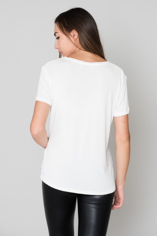 Tee Shirt Femme Le Temps Des Cerises TSHIRT LOLA ICE CREAM
