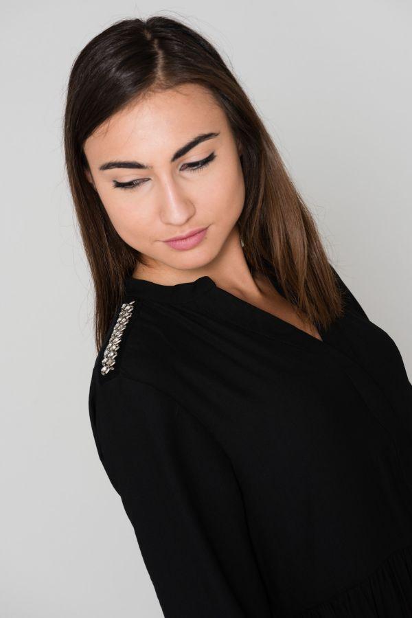 Jupe/Robe Femme Le temps des Cerises ROBE MIKA BLACK