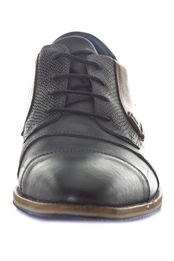 Chaussures à Lacets Homme Chaussures Redskins BARBU GRIS MARRON COGNAC