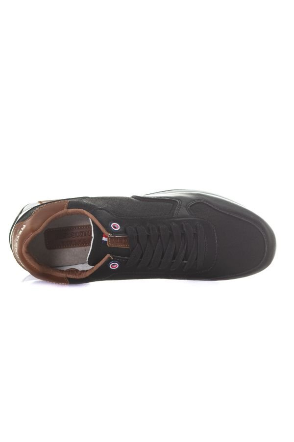 Chaussures Homme Chaussures Redskins RICOMI NOIR COGNAC