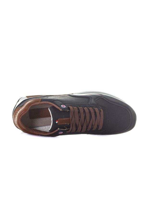 Chaussures Homme Chaussures Redskins RICOMI MARINE COGNAC