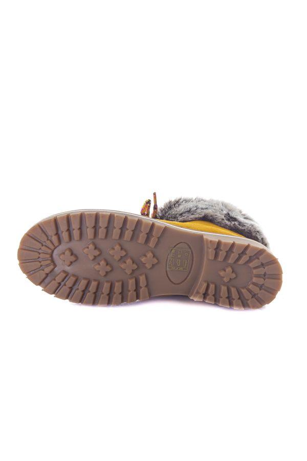 Chaussures Femme Les Tropeziennes Par M Belarbi LAVINIA JAUNE