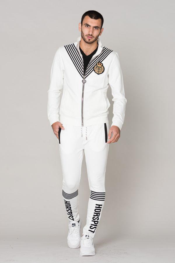 Pantalon Homme Horspist TRINIDADJOGG WHITE