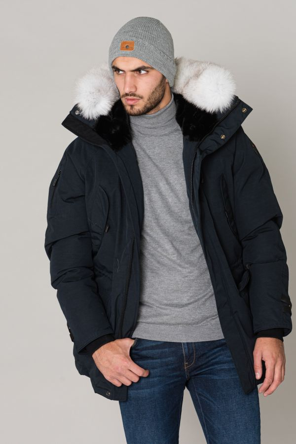 Veste Homme Helvetica SNOW PURE EDITION NAVY