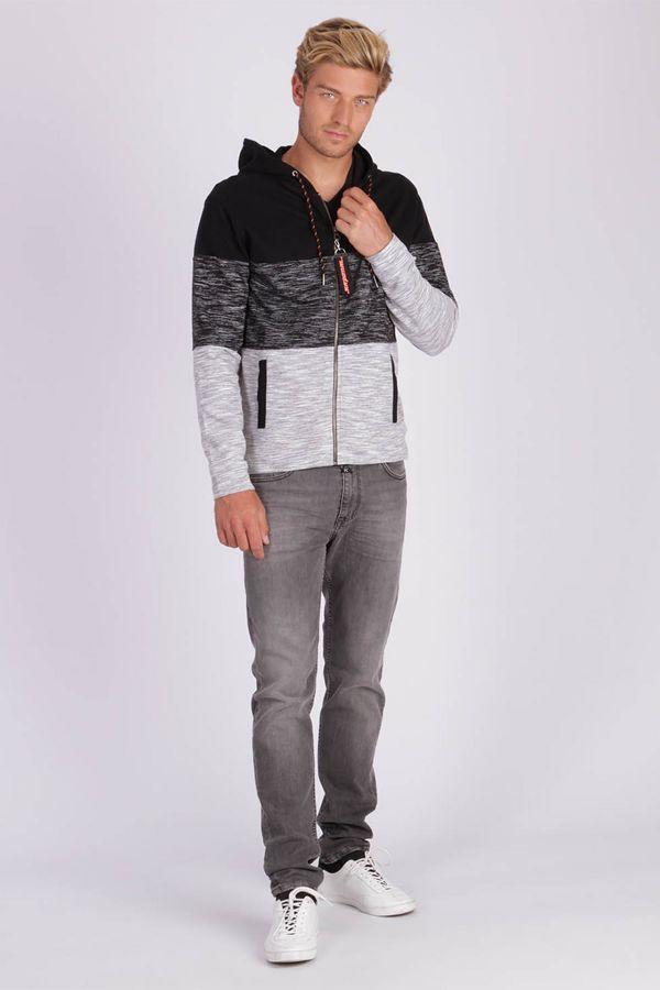 Pull/sweatshirt Homme Kaporal OKIRI BLACK MEL