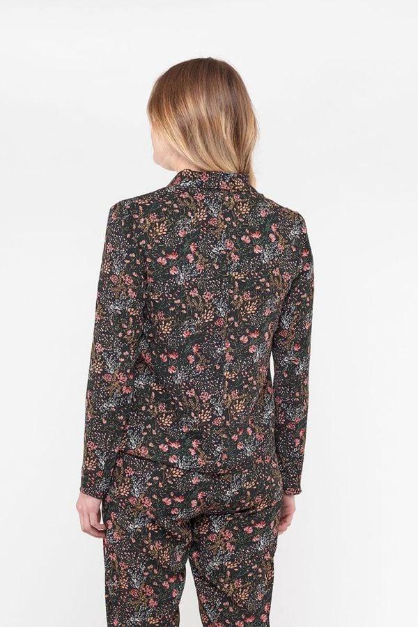 Pull/sweatshirt Femme Le Temps Des Cerises VESTE MIMOSA BLACK
