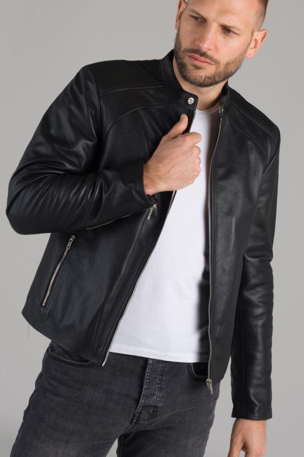 Blouson Homme Serge Pariente LENI AG NOIR