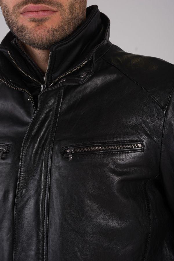 Veste Homme Daytona CLINTON IC SHEEP TIGER BLACK