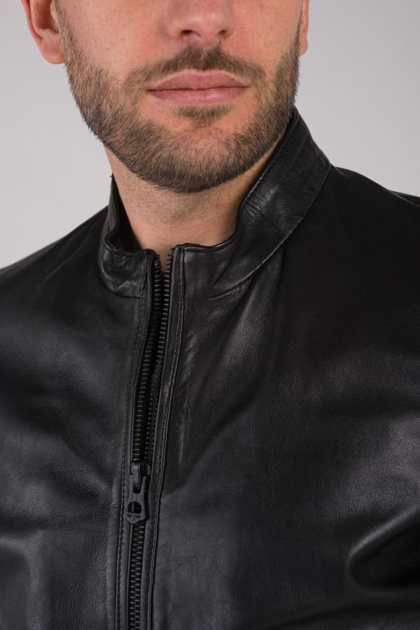 Blouson Homme Daytona FERULLI SHEEP MANILA BLACK