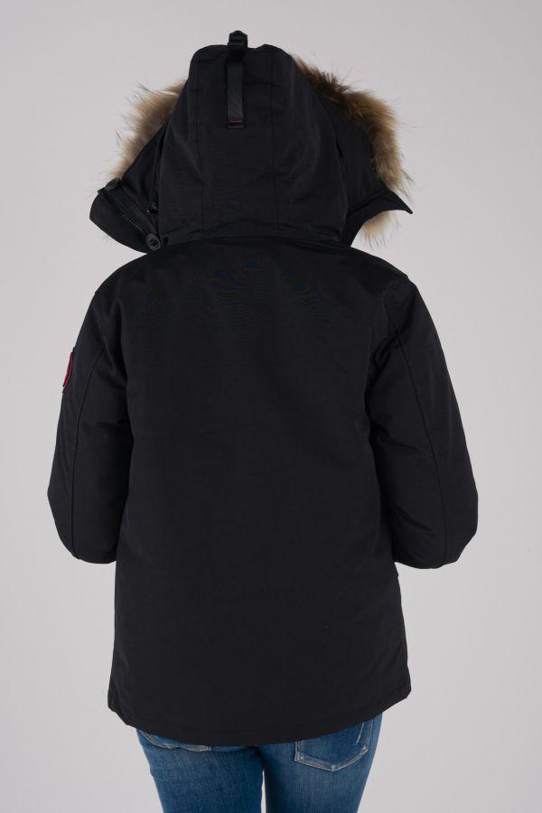 Veste Femme Helvetica ONTARIO WOMEN RACCOON EDITION BLACK 2K21
