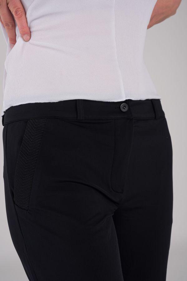 Pantalon Femme Hbt PANTALON CHRISTINA NOIR