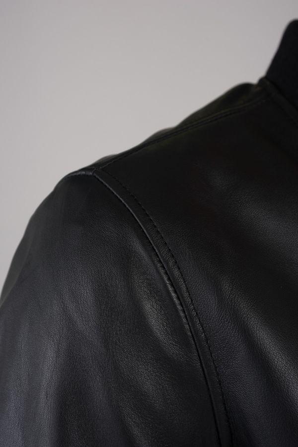 Blouson Homme Schott LC BOMBER BLACK