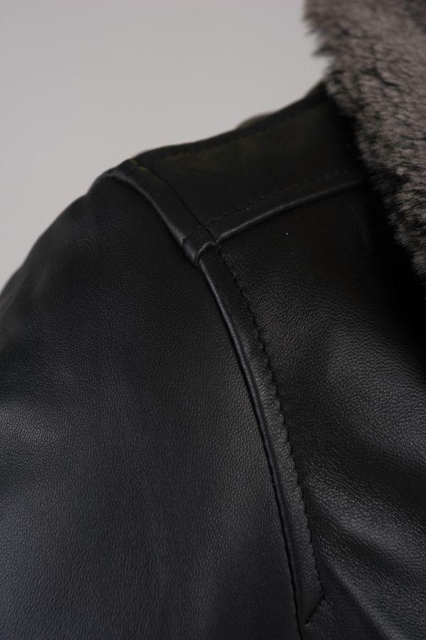 Blouson Homme Schott LCCRUSE BLACK