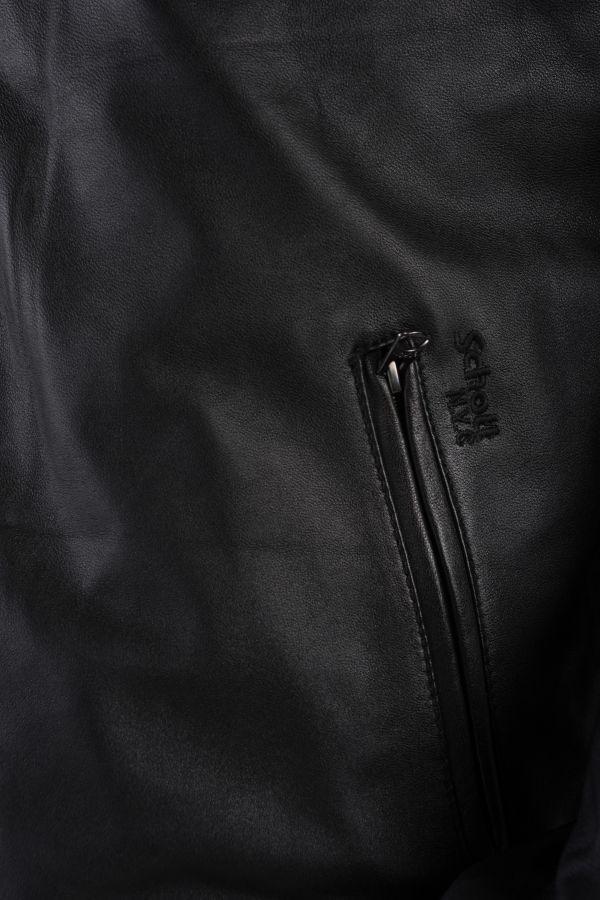 Blouson Homme Schott LCKENNEDY BLACK