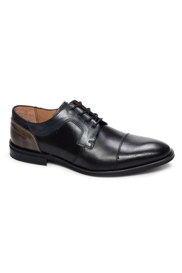 Chaussures Homme Chaussures Redskins WINDSOR NOIR MARINE GRIS