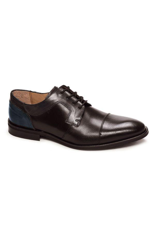 Chaussures Redskins WINDSOR CAFE GRIS MARINE